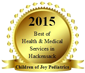 Best of Health & Medical Services in Hackensack badge